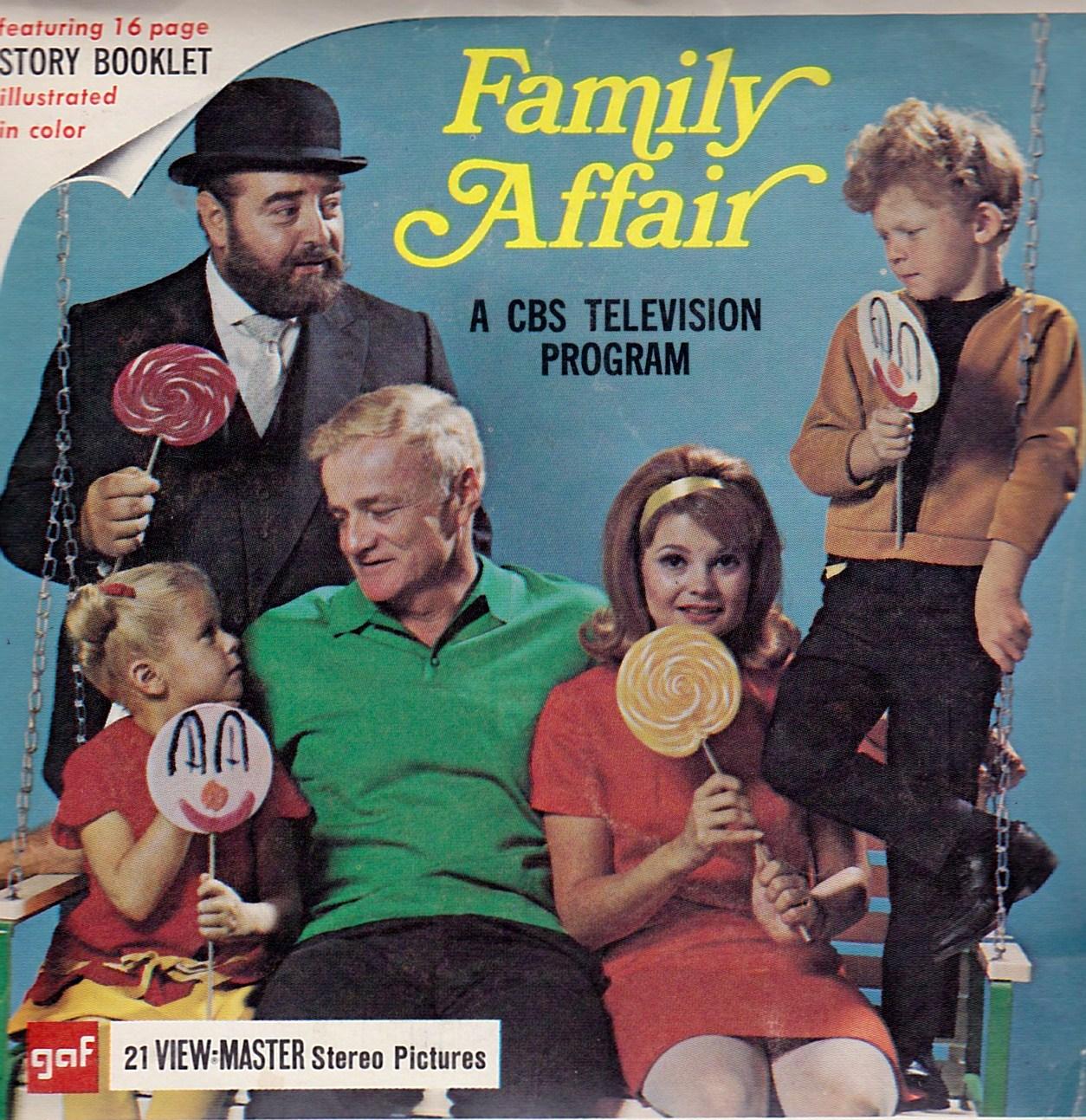 A Family Affair Part 1