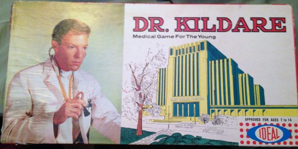 Dr. Kildare Game, Ideal, 1962