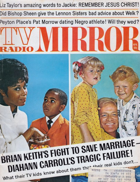 TV Radio Mirror April 1969