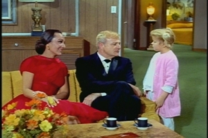 Bill and Margo tell Buffy she might become a ballet star, touring the world.