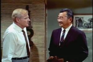 This capture is from the third visit Mr. Chen paid to Uncle Bill's office. He must have really liked getting away from the UN.