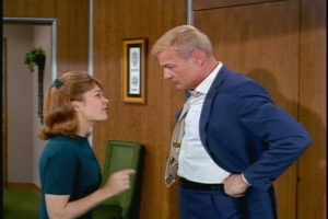 Random observation: Uncle Bill was having a bit of a wardrobe malfunction wiht his tie here.