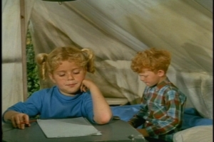 The kids are having fun at camp, but Buffy is struggling over a letter to Uncle Bill. She's just not sure what she should say.