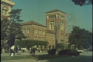 This is supposed to be Cissy's mid-town Manhattan high school!