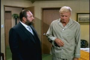 Uncle Bill even starts dressing himself!