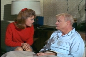 """You see, Cissy wants to be a hospital volunteer--a """"candy striper."""" But she's a few months shy of the minimum age--16--so she needs Uncle Bill to intercede for her."""
