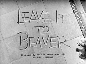 Leave It to Beaver aired from 1957 to 1963. When CBS cancelled the show after two seasons, ABC picked it up.