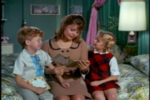 Meanwhile, Cissy learns that the twins are harder on sitters than they are on sisters.