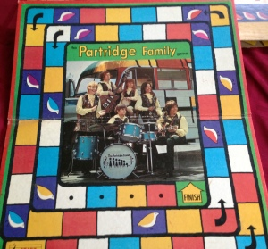 partridge family board