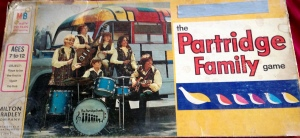 partridge family box
