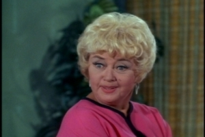 "Joan Blondell! Another one of those ""I can't believe she was on Family Affair"" Family Affair guest stars."