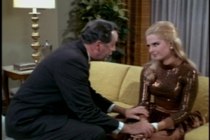 The next night, Carol tells her unhappy agent to turn the role down.