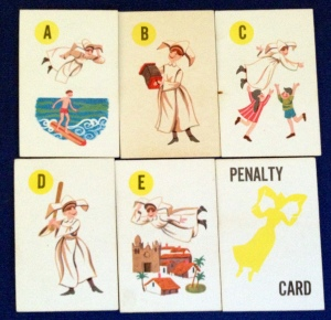 flying nun cards