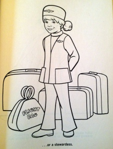 One of Dodie's own career aspirations is stewardess.