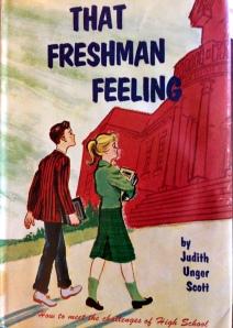 that freshman feeling