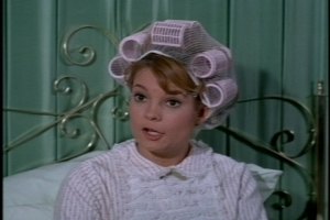 I never enjoyed hard plastic curlers, though. These huge ones look especially uncomfortable.