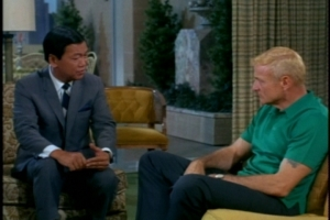 Mr. Chang tells Bill about this turn of events, and he hustles the twins off to see Grandfather right away.