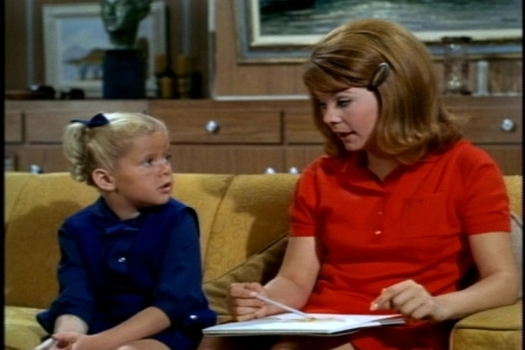 "The alarmed twins share the ""Here comes Fatty"" story with Cissy."