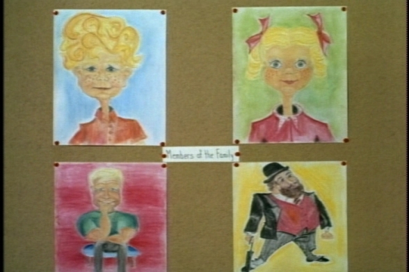 Which caricature do you like best?