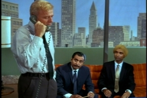 "The ""East Indian gentlemen"" in Bill's office get the impression that something is seriously wrong at home."
