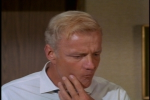 This episode is a gold mine for fans of Brian Keith head rubs.