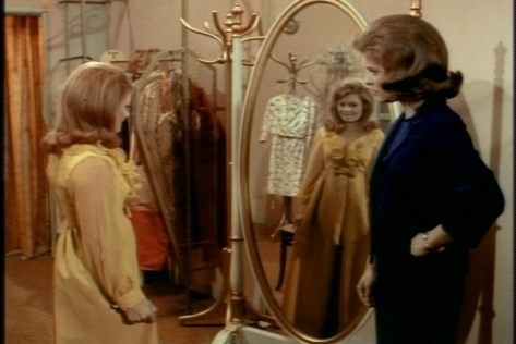...slinky dresses...
