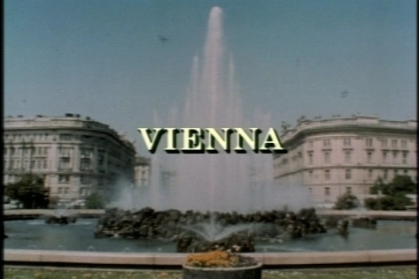 Cue the Strauss and the stock footage! We're going to Austria!
