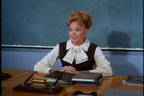 It's June Lockhart! Well, that is a surprise.