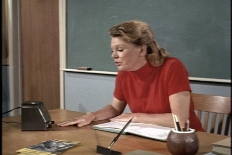 The disembodied voice of Jan Brady!