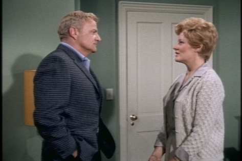 It's an awkward moment when Mrs. Bowers describes how Buffy has been promising Eve that he could help.