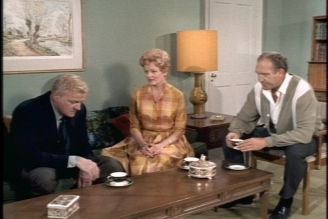 Mr. and Mrs Bowers tell Bill that his efforts have given them renewed hope.