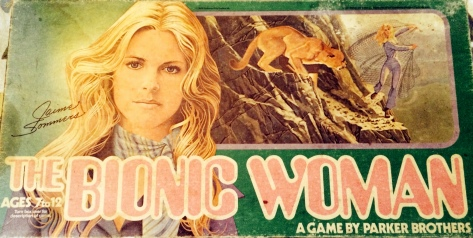 bionic woman box