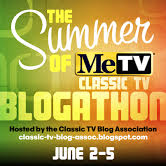 This review is part of the Summer of MeTV Classic TV Blogathon hosted by the Classic TV Blog Association. Click here to check out this blogathon's complete schedule.