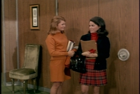 Meanwhile, Cissy brings home a new friend with the most annoying faux-sophisticated manner ever.