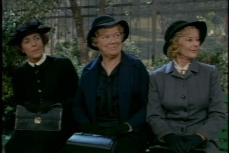The nannies...