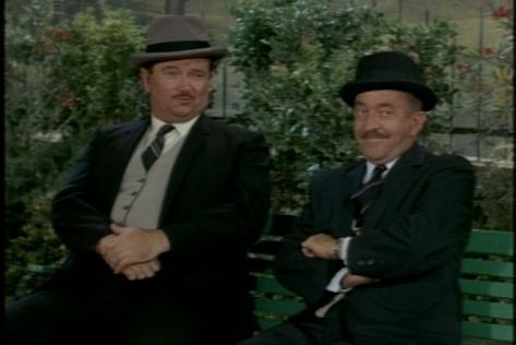 and the other gentlemen's gentlemen.