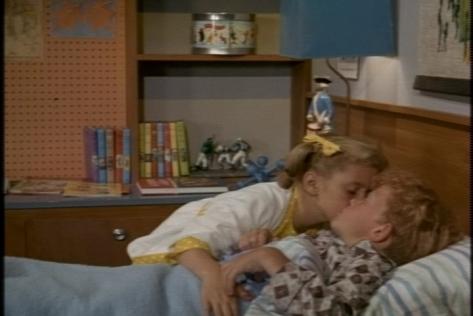 Buffy tucks Jody in herself, which is sweet.