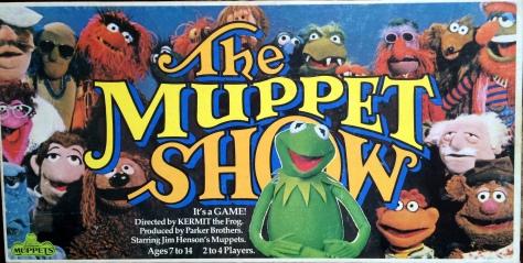 muppet show 1977 box