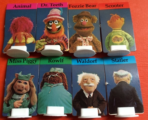 muppet show 1977 pawns