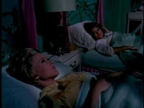 In bed that night, she tells Cissy about the way her family struggled before her parents found fame.