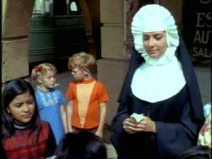 Meanwhile, Buffy and Jody come upon a nun with a friendly face and hope that she can help them.