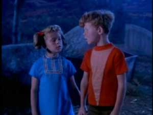 Buffy and Jody's travels bring them to a farm.