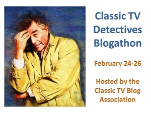 Classic TV Detectives Blogathon banner