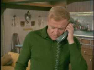 Don't get too excited, Jody. Paco's dad has just called Bill to explain that he will be delayed.