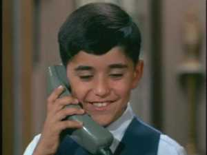 Paco isn't happy about this news. Talking to his father, his face goes from this...