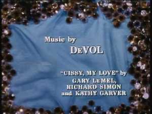 "Fun fact: Kathy Garver got a writing credit on ""Cissy, My Love."""