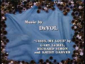 "Fun fact: Kathy Garver got a writing credit on ""Cissy, My Love."""